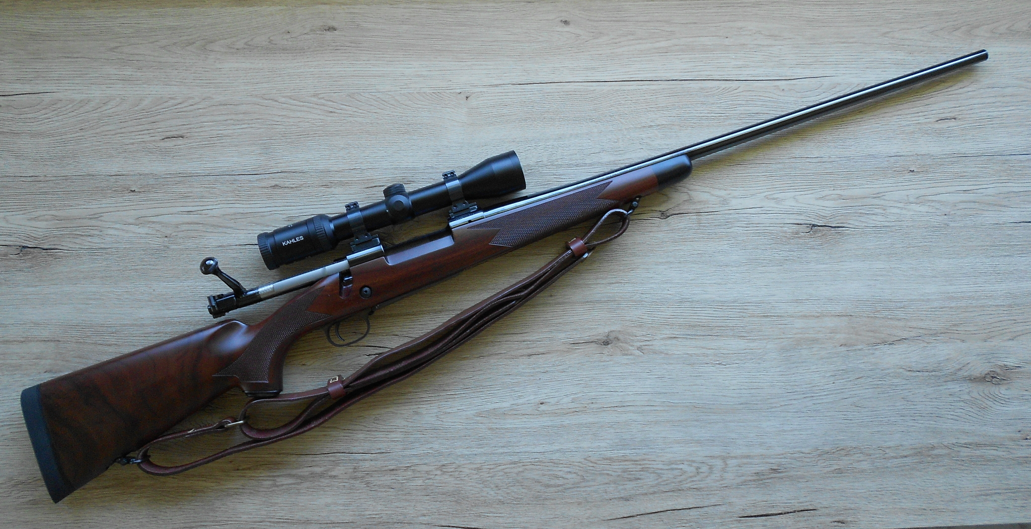 Winchester Model 70 Super Grade rifle