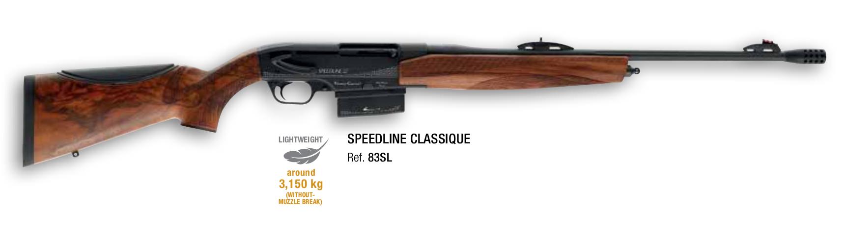Verney-Carron Speedline Classique rifle