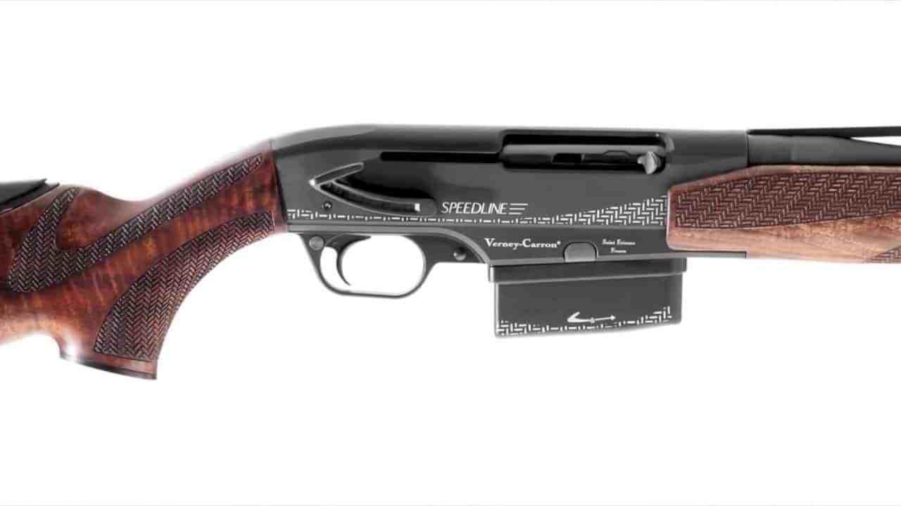 Verney-Carron Speedline rifle action