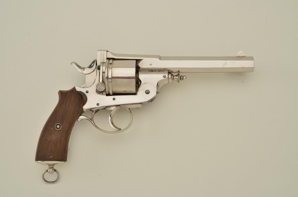 Belgian Pryse patent revolver