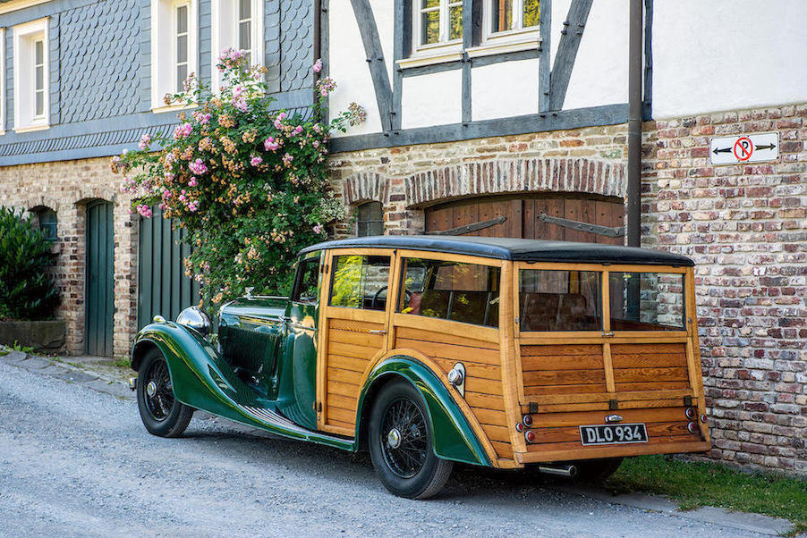 Bentley 4¼ Litre 'Woodie' Shooting Brake