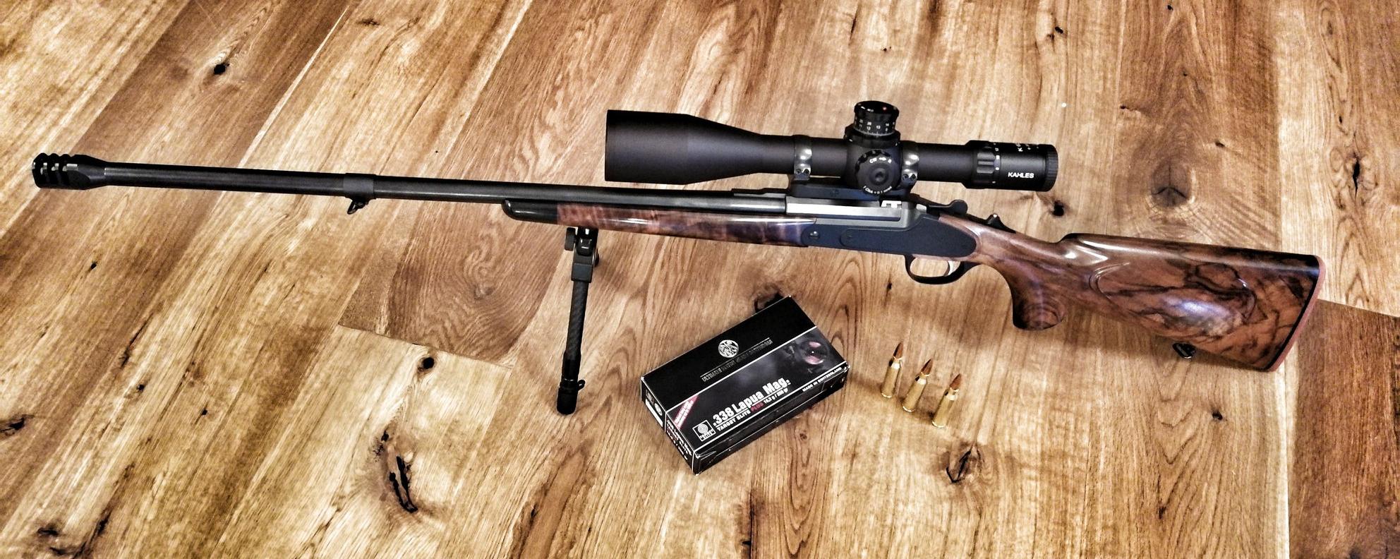Prinz No. 1 338 Lapua Magnum