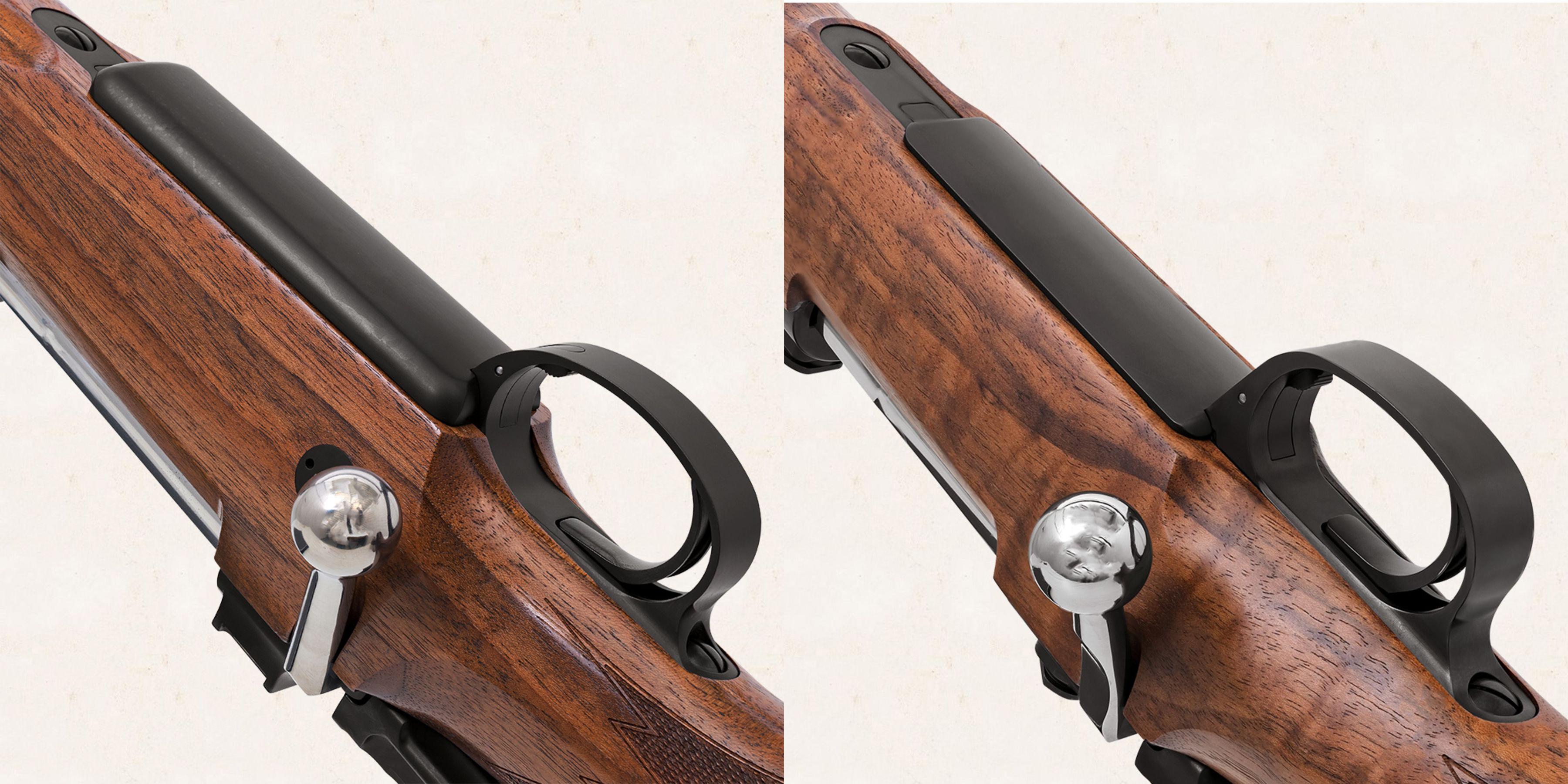 Mauser M98 Magnum Standard magazine