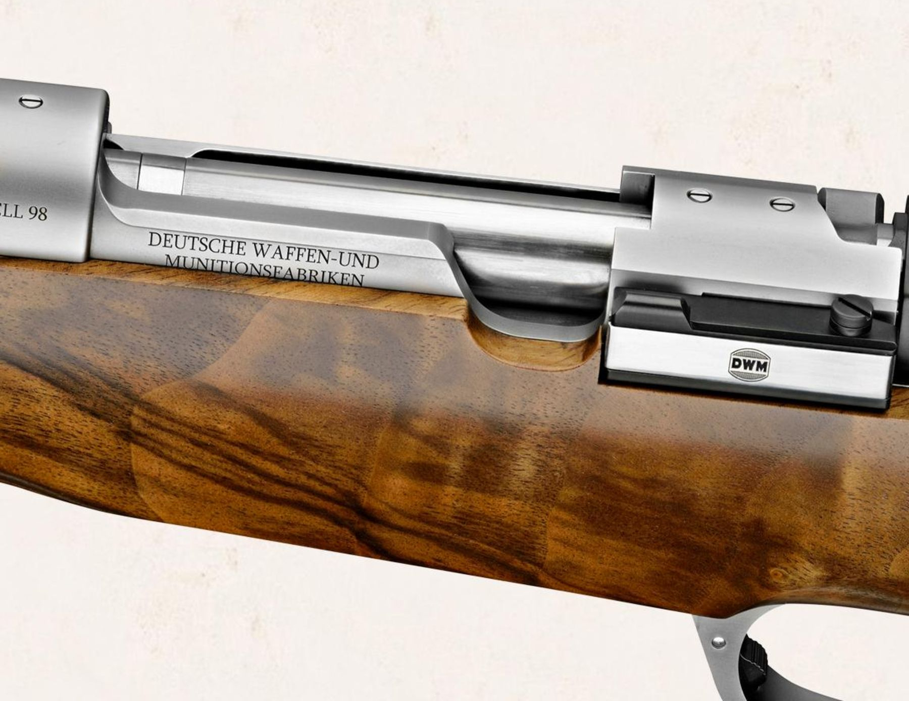 Mauser M98 DWM rifle