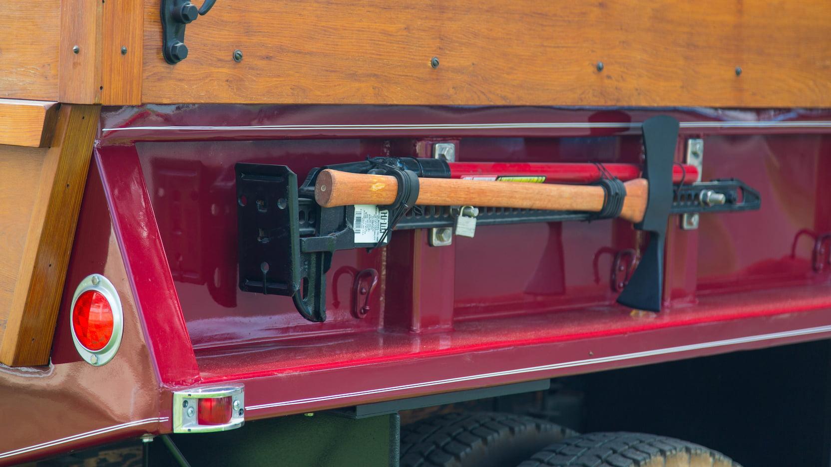 Chevrolet Army G-7117 Camper