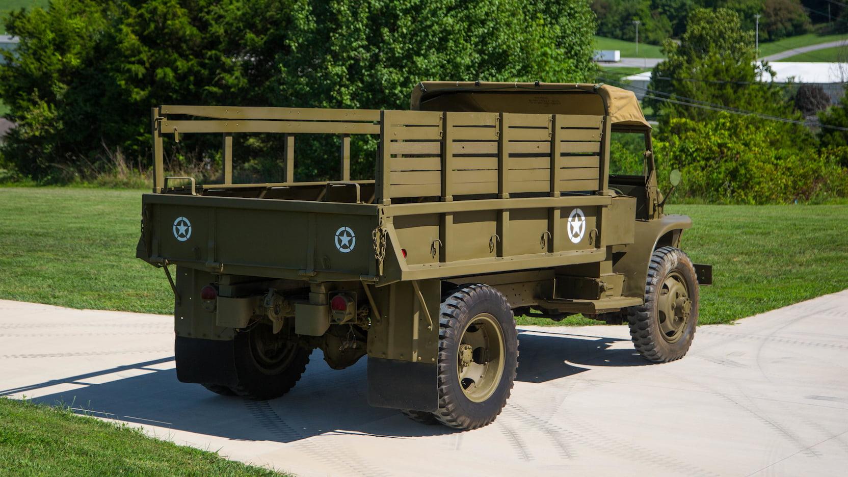 Ford Burma Jeep GTB