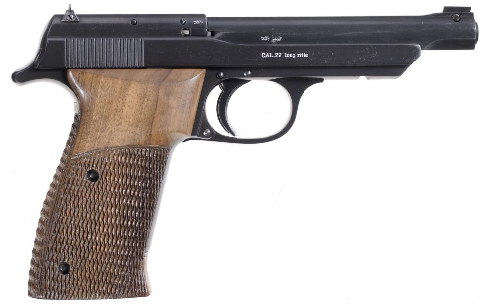Walther Olympia Pistol