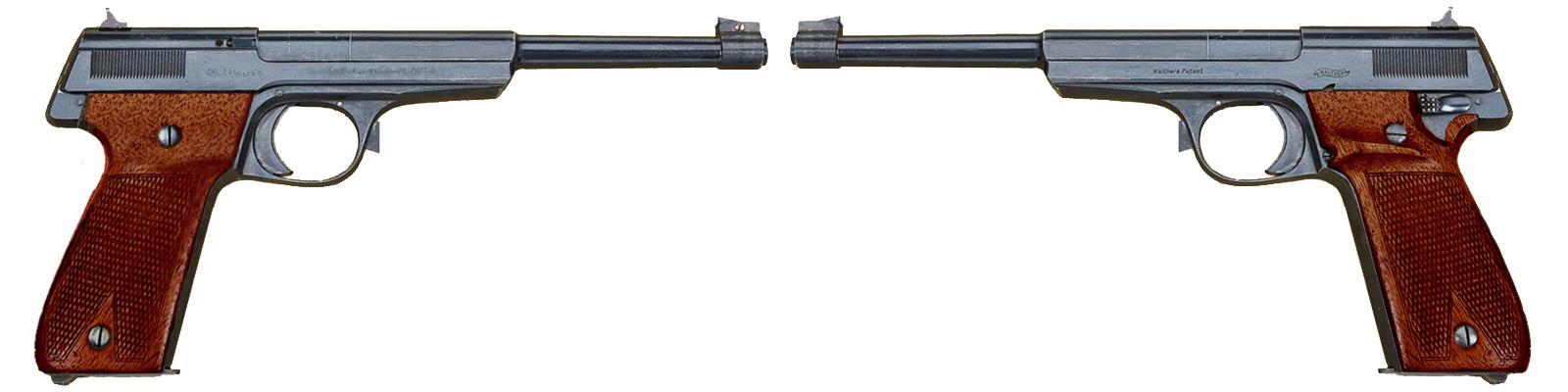Walther Sportpistole 1925