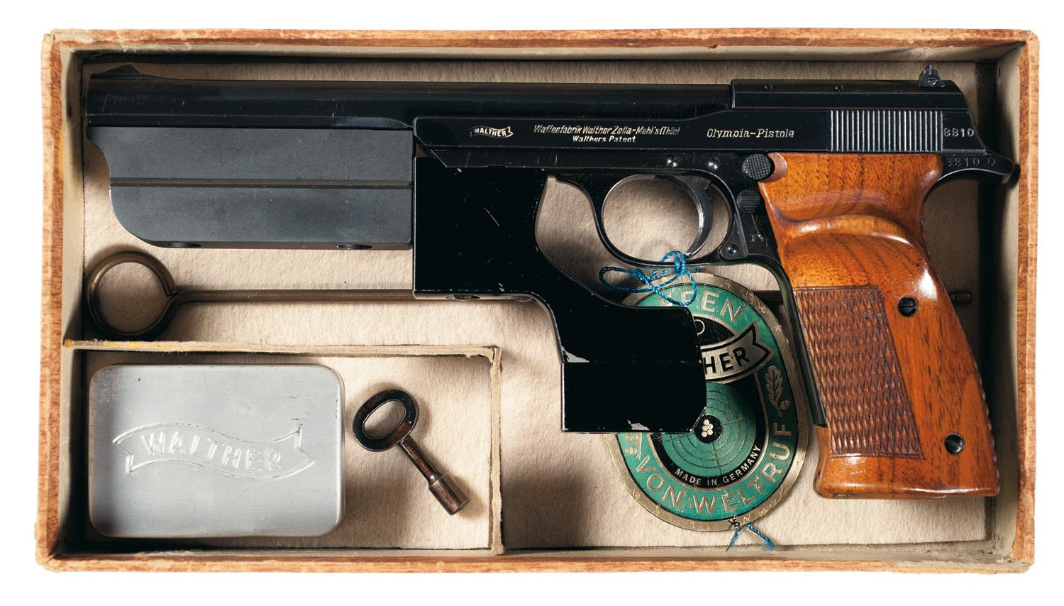 Walther Olympia Sport Pistol