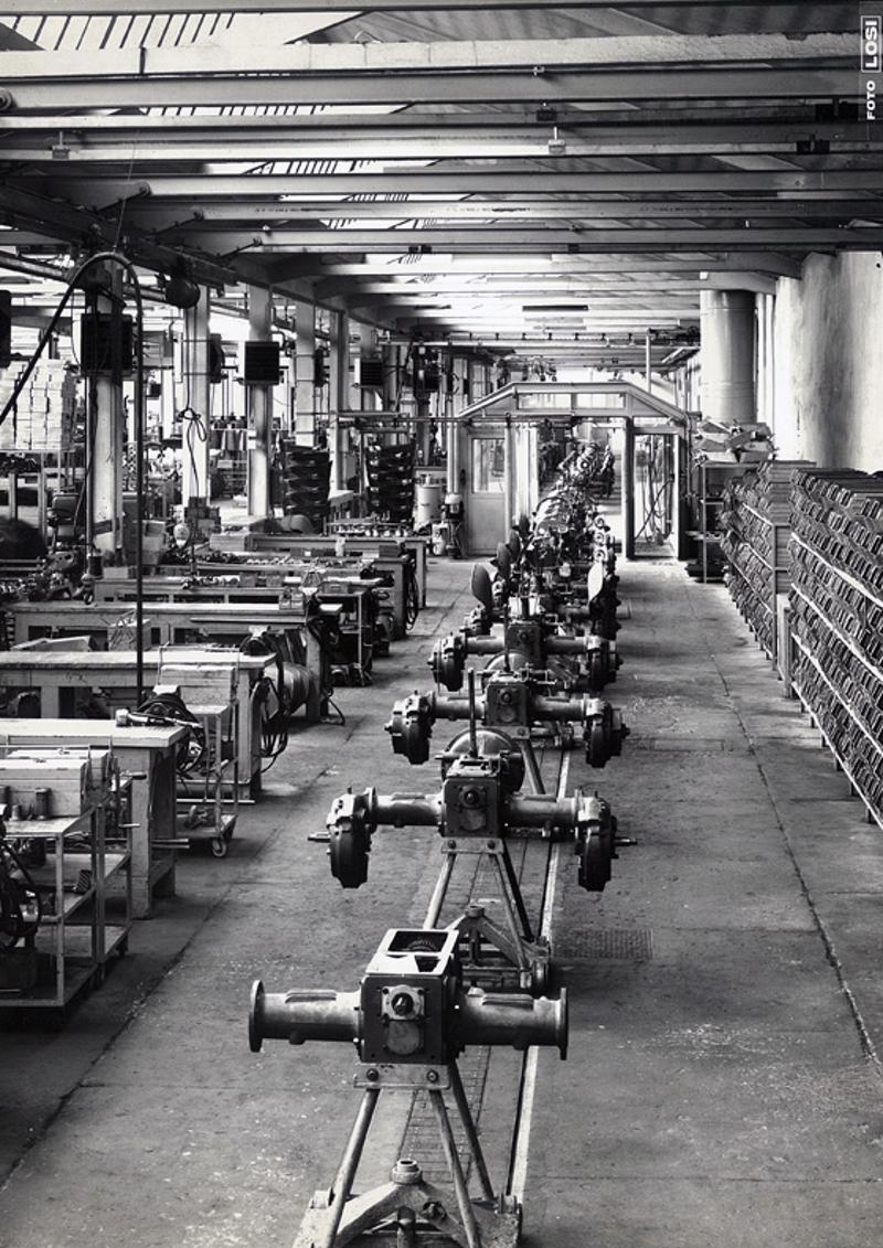 Lamborghini Trattori factory 1948