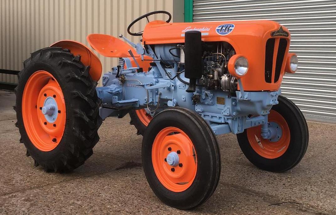 Lamborghini 1R farm tractor