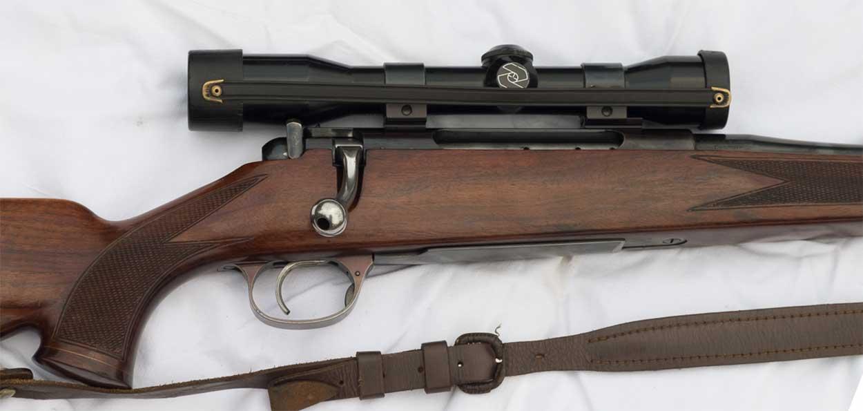 Schultz & Larsen M68DL rifle