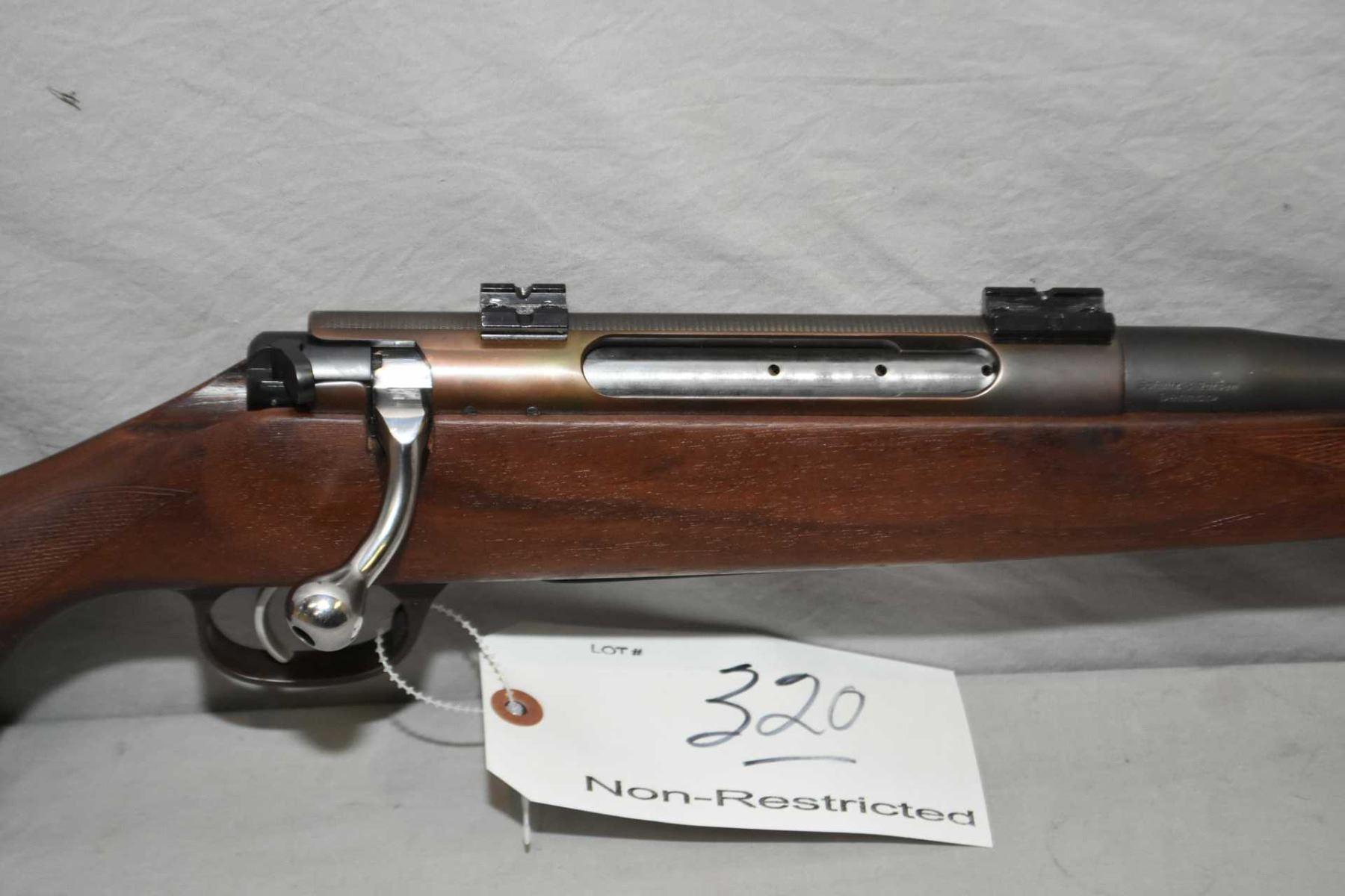 Schultz & Larsen M65 rifle action