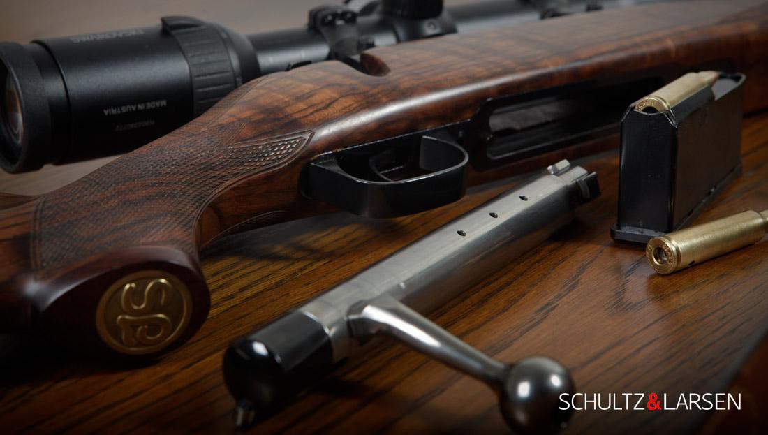 Schultz & Larsen M97 rifle bolt magazine