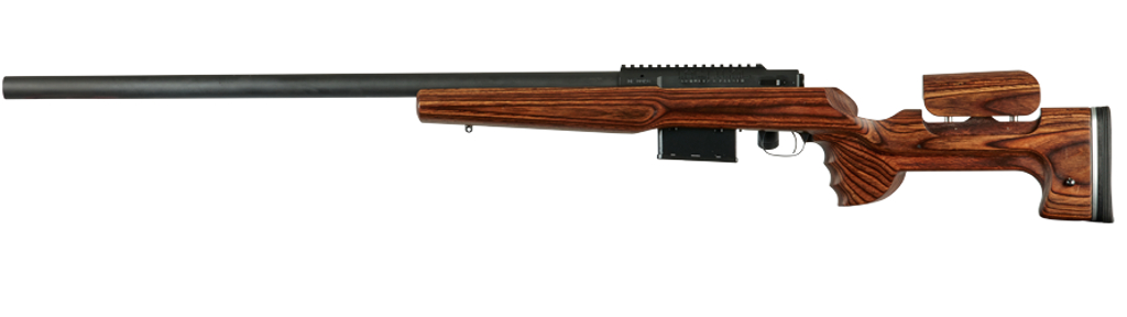 Schultz & Larsen Tactical rifle
