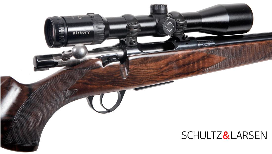 Schultz & Larsen sporting rifle