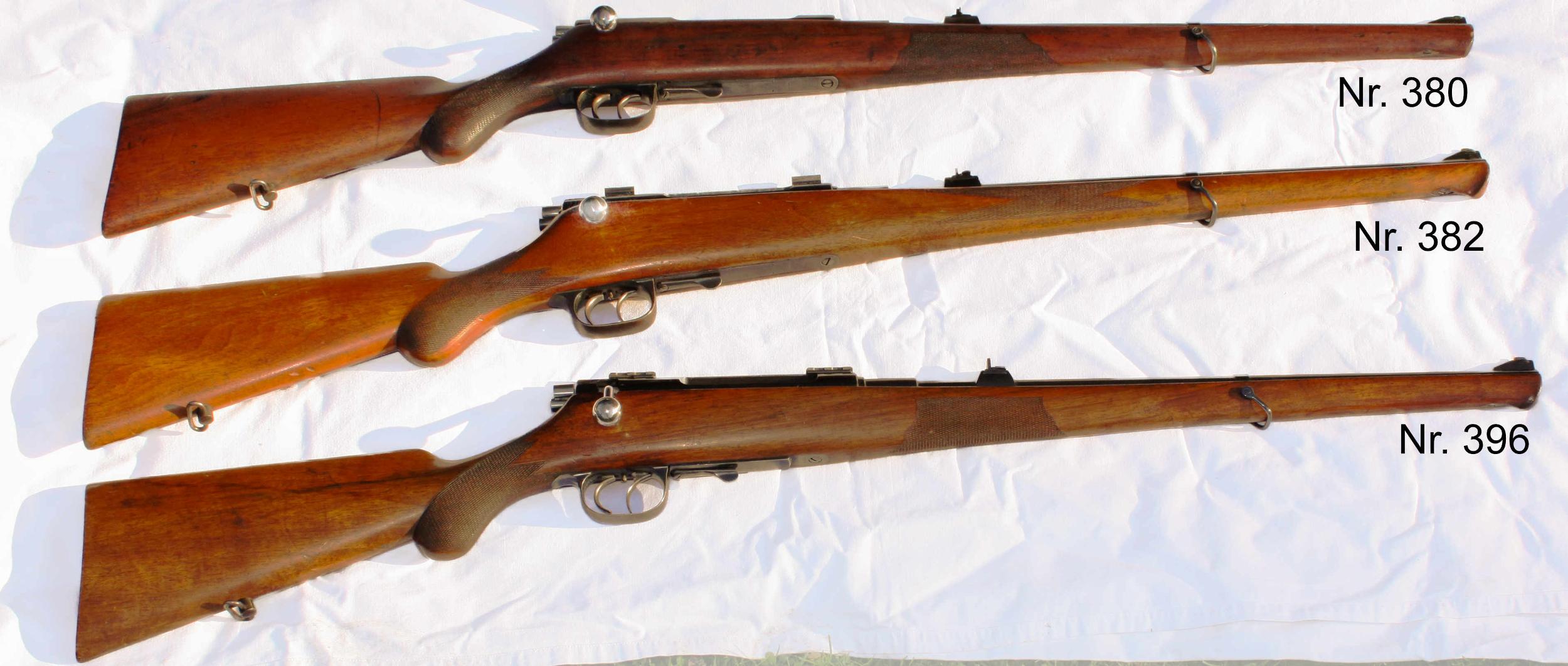 Schultz & Larsen Model38 rifle