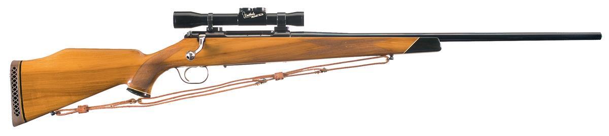 Schultz & Larsen 378 Weatherby Magnum rifle 1951