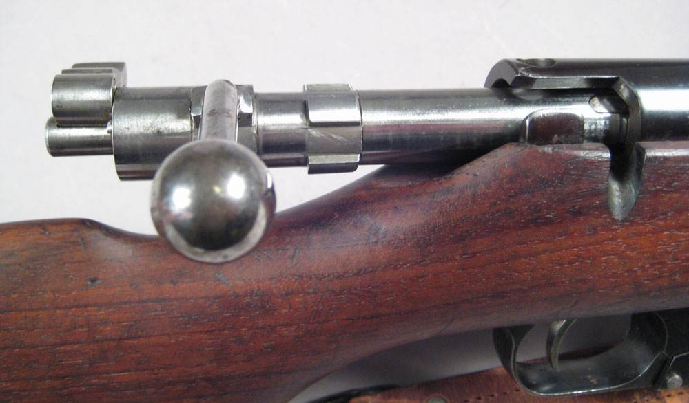 Danish Schultz & Larsen RPLT42 rifle action