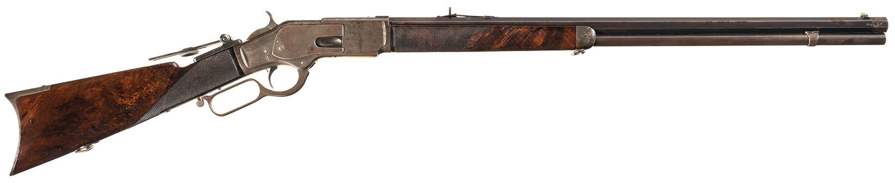 "Winchester ""One of One Hundred"" M1873 rifle"
