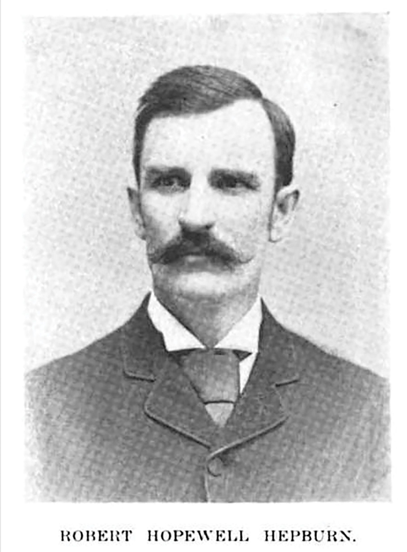 Robert Hopewell Hepburn (1850-1944)