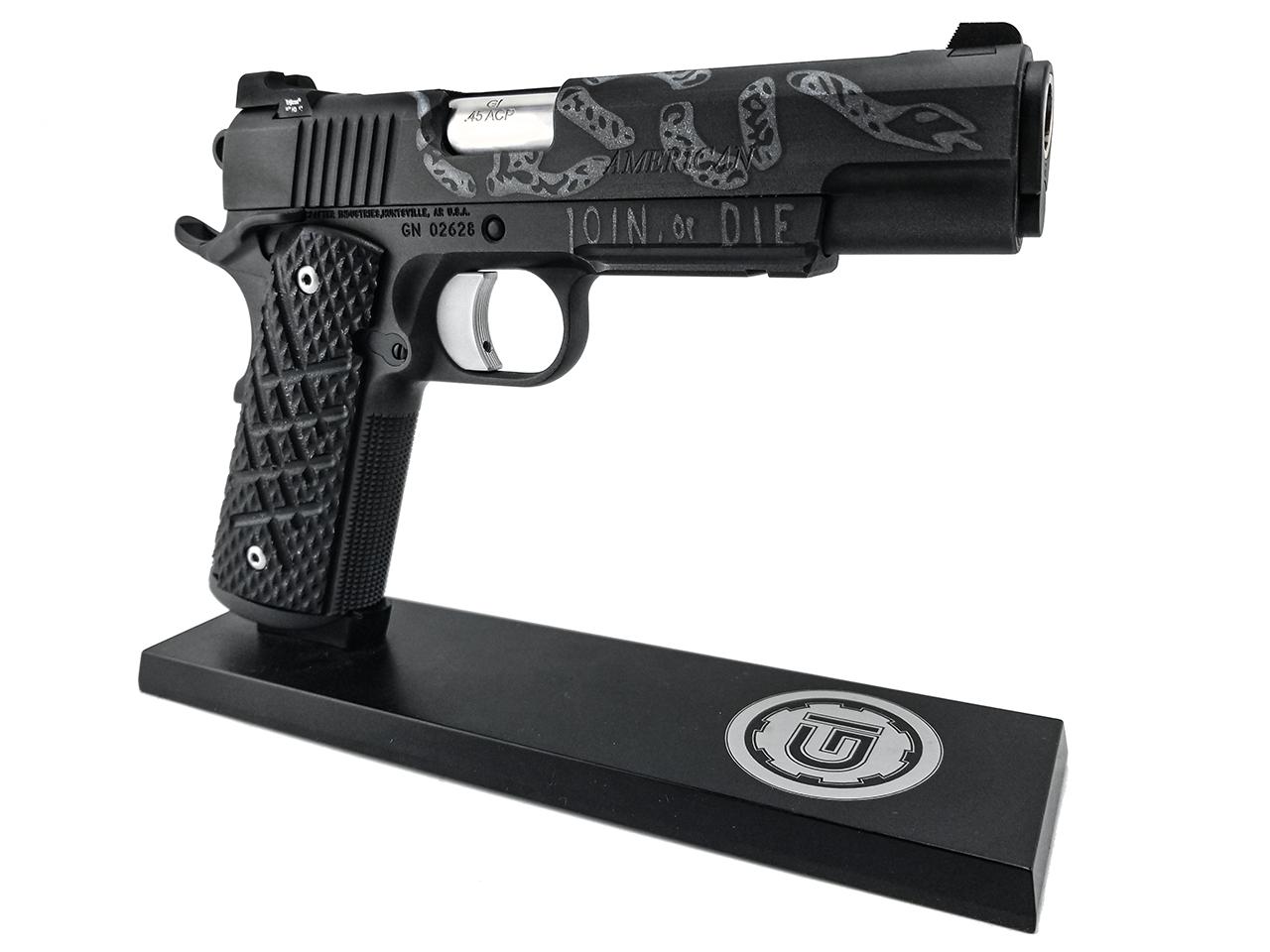 Guncrafter Industries American Custom pistol
