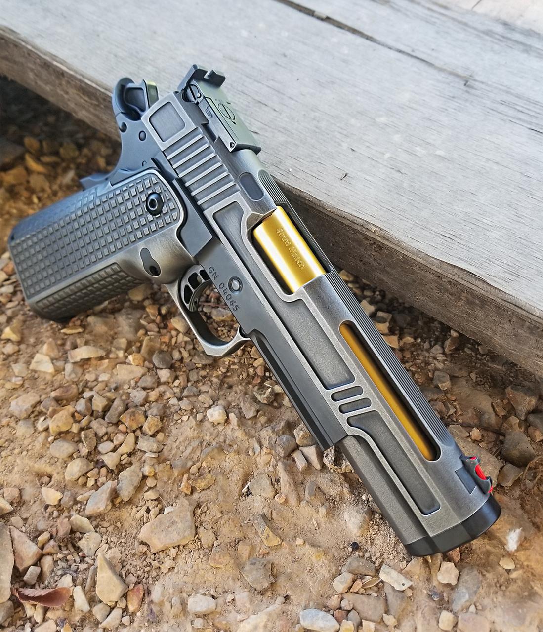 Guncrafter Industries Hellcat X2 pistol