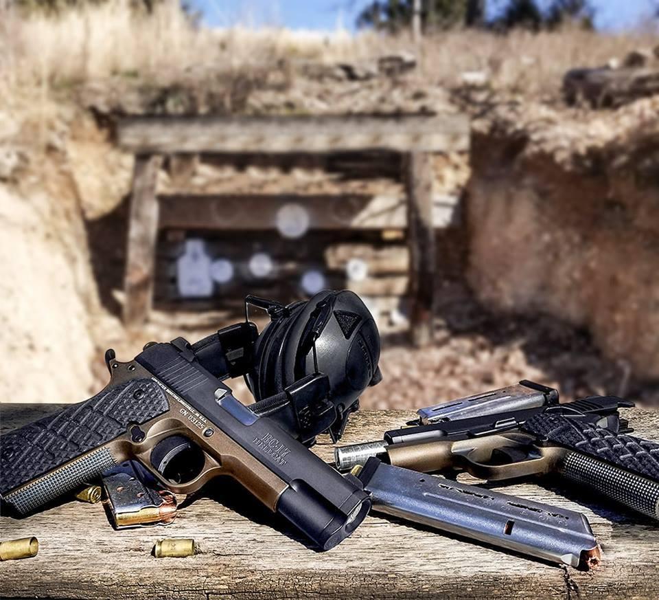 Guncraft Industries BC-17 Hellcat Commander pistol