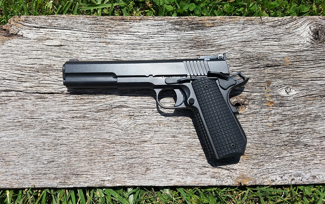 Guncraft Industries FRAG pistol