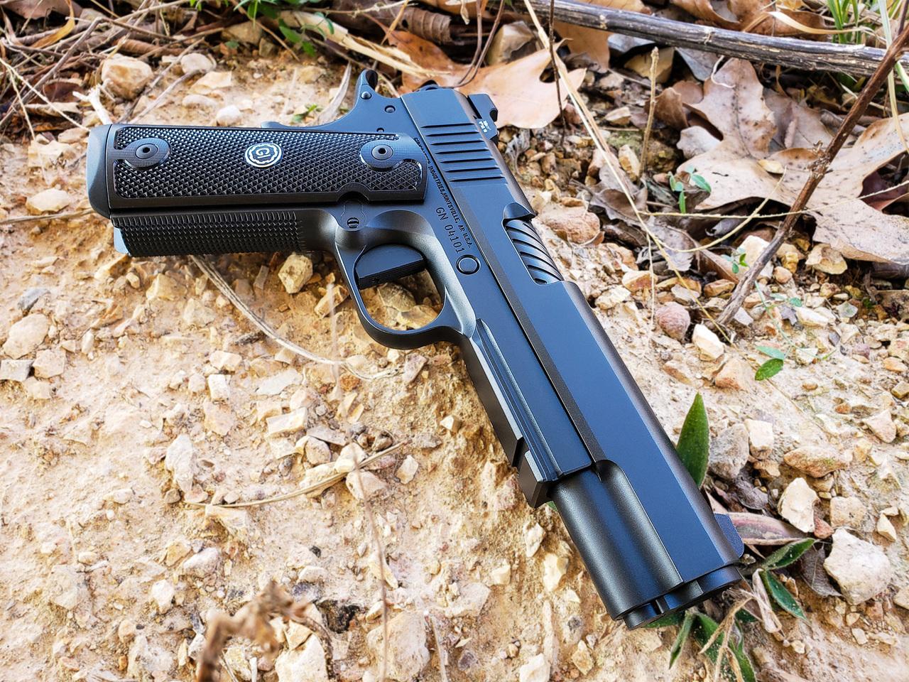 Guncraft Industries HOSS pistol