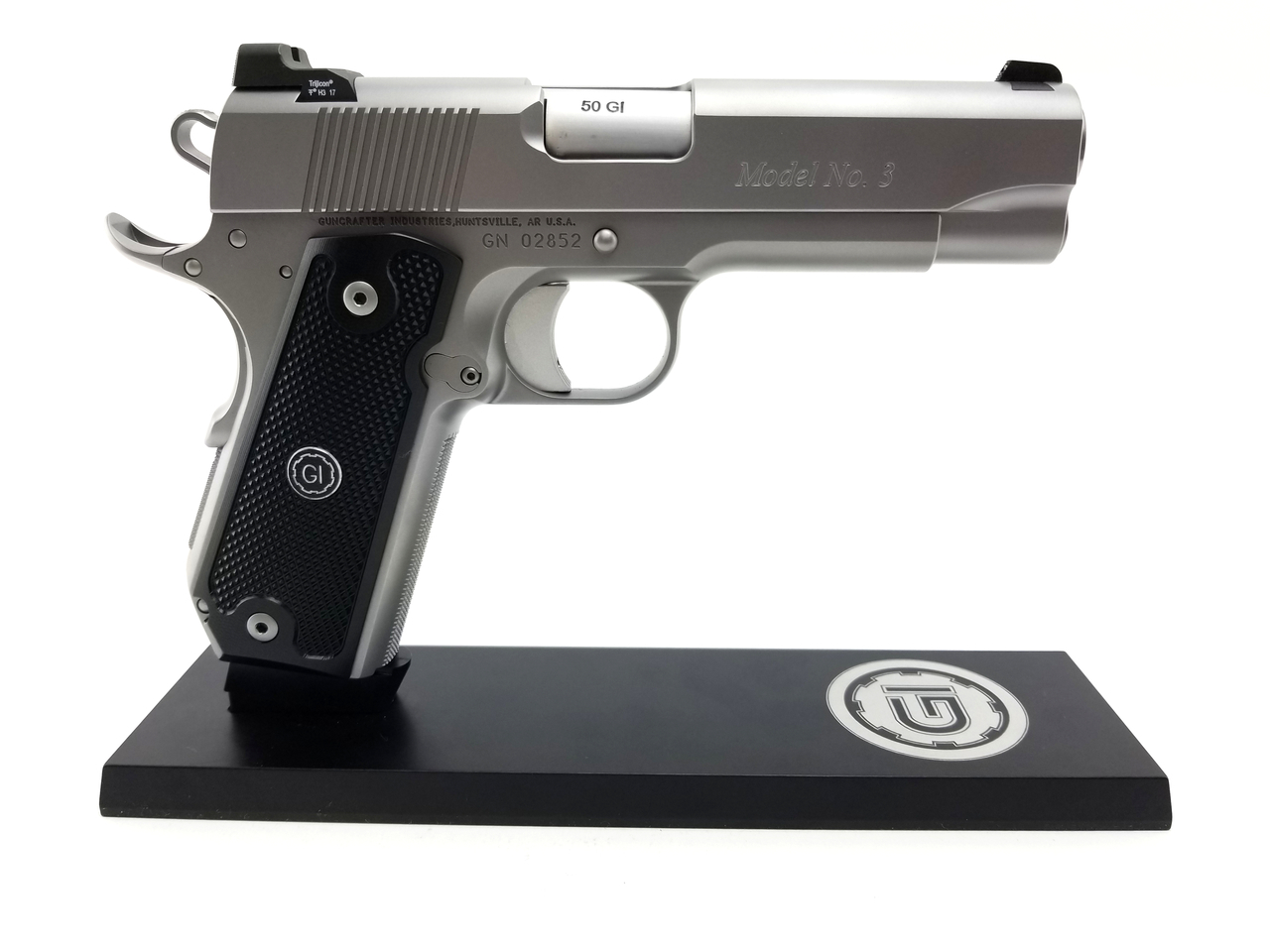 Guncrafter Industries Model 3 pistol