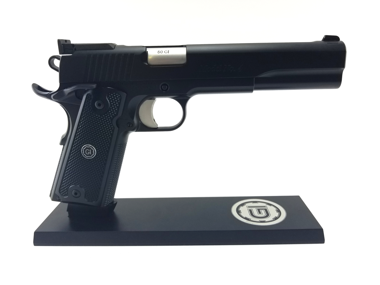 Guncrafter Industries Model 4 pistol
