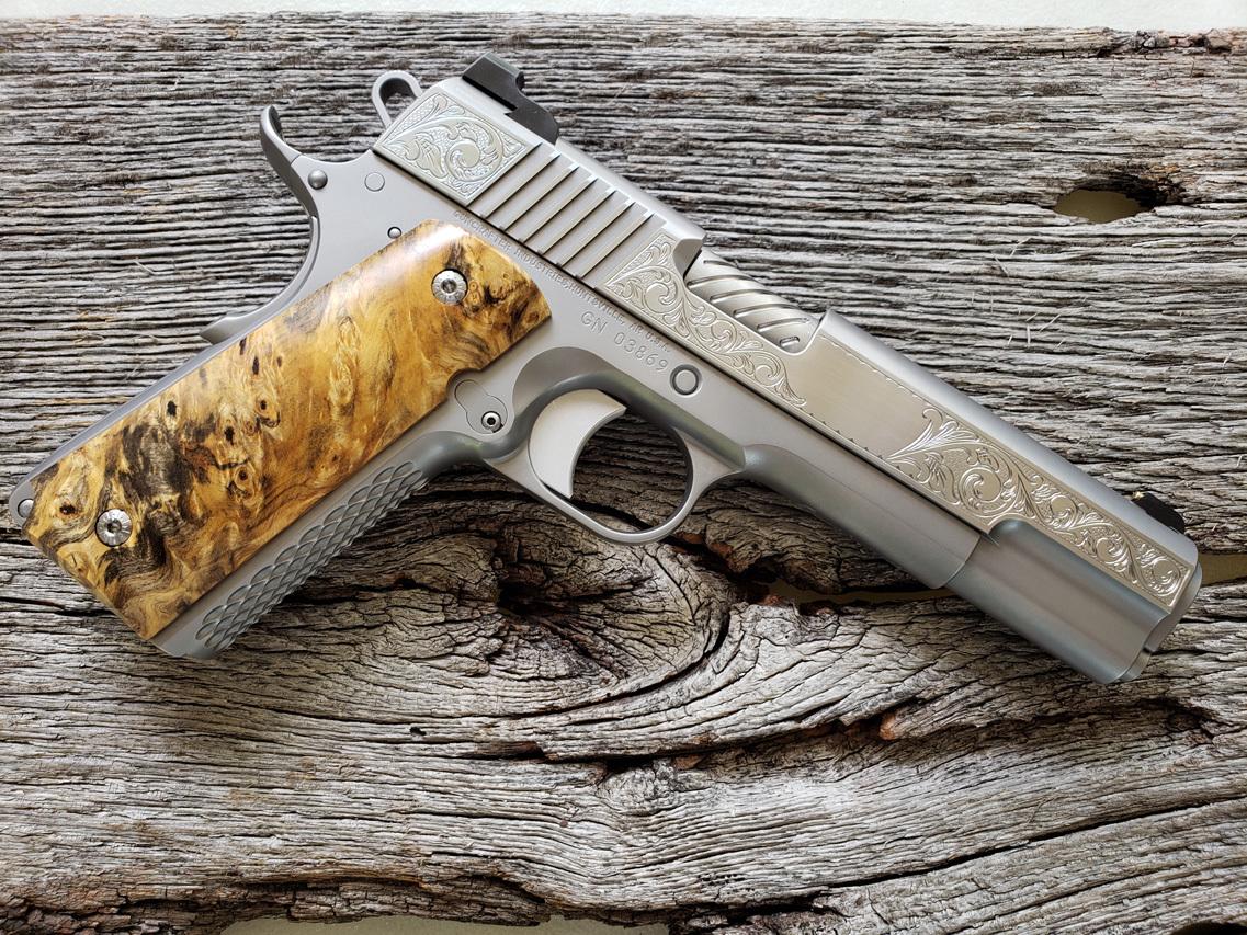 Guncrafter Industries Renaissance pistol