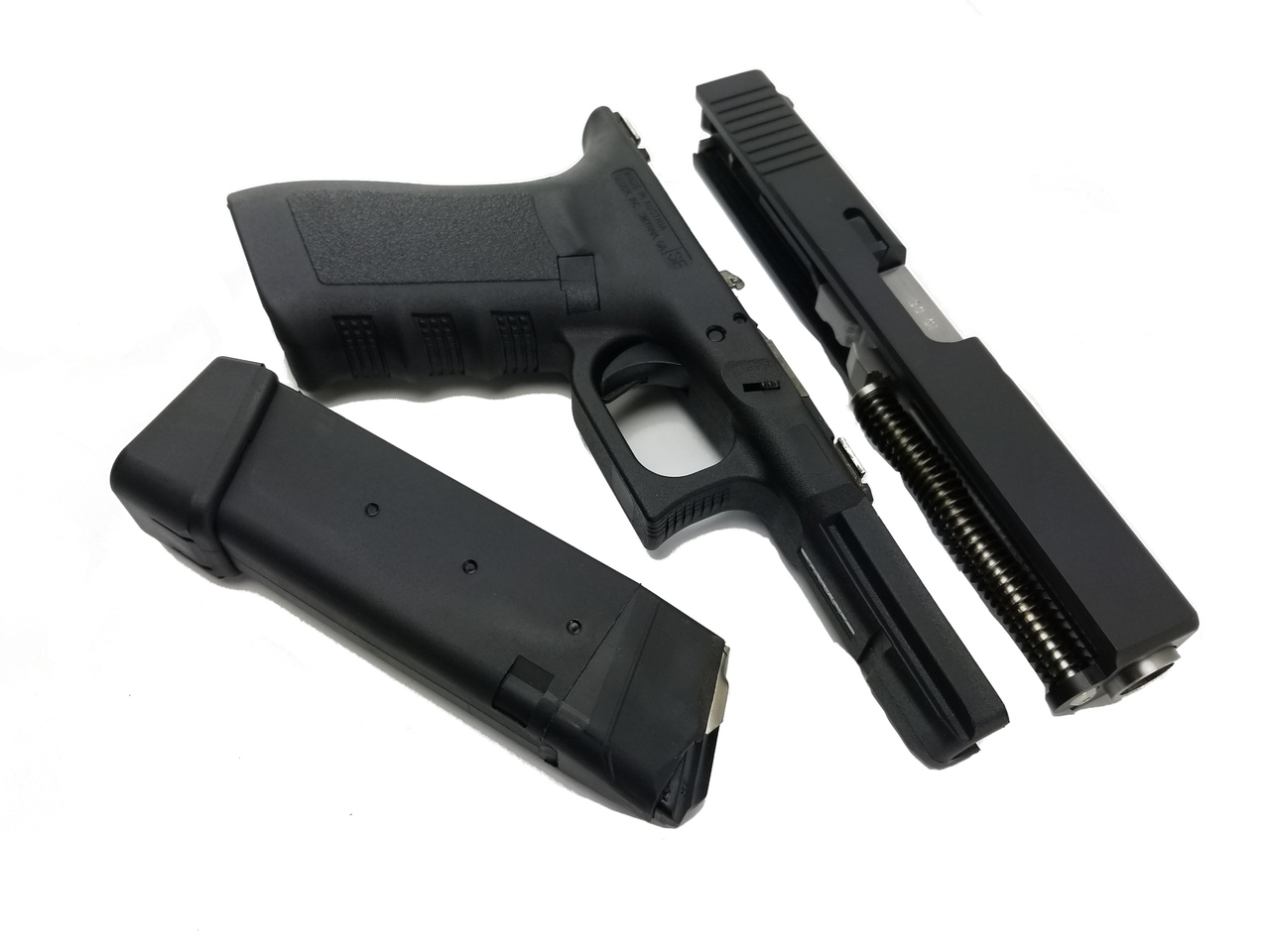 "Guncrafter Industries ""drop in"" conversion kit Glock pistol"