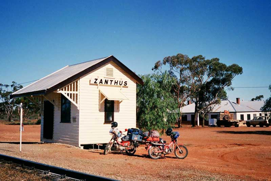 Zanthus Trans-Line Australia