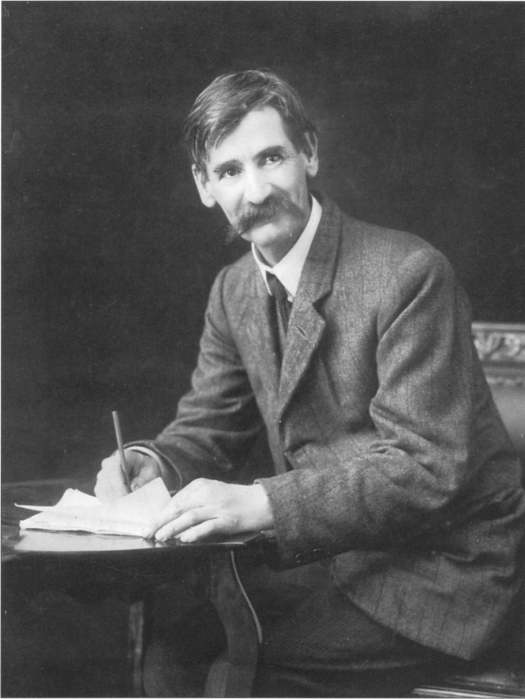 Henry Lawson 1907