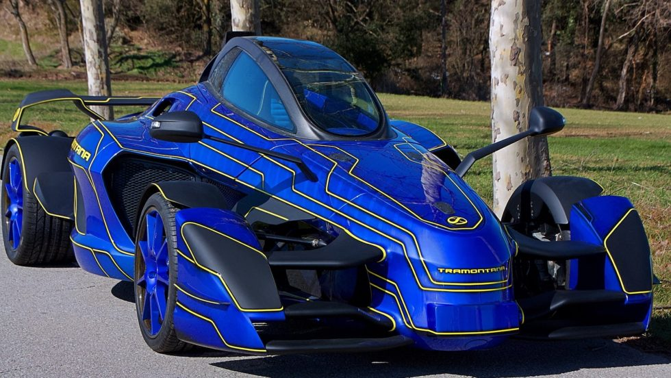 Tramontana GT Sports Car