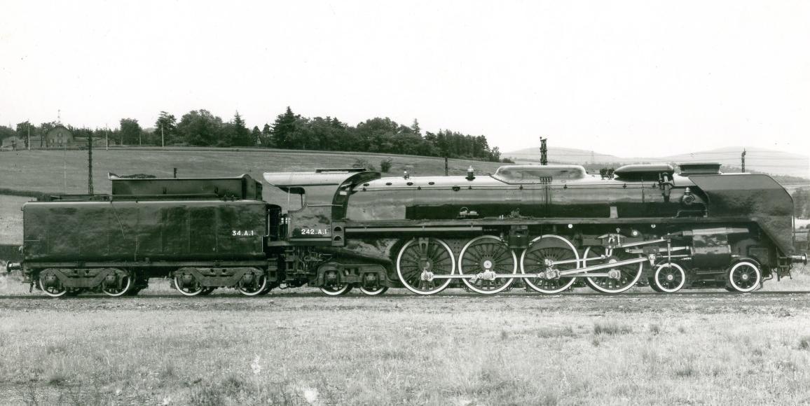 Chapelon 242A1