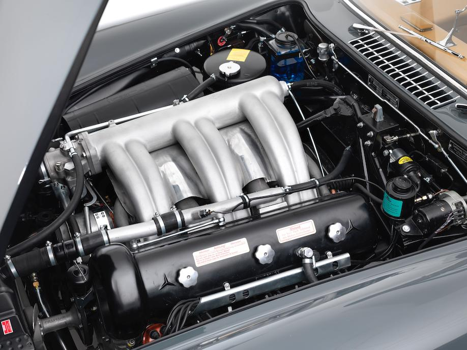 Mercedes-Benz 300SL Coupé engine
