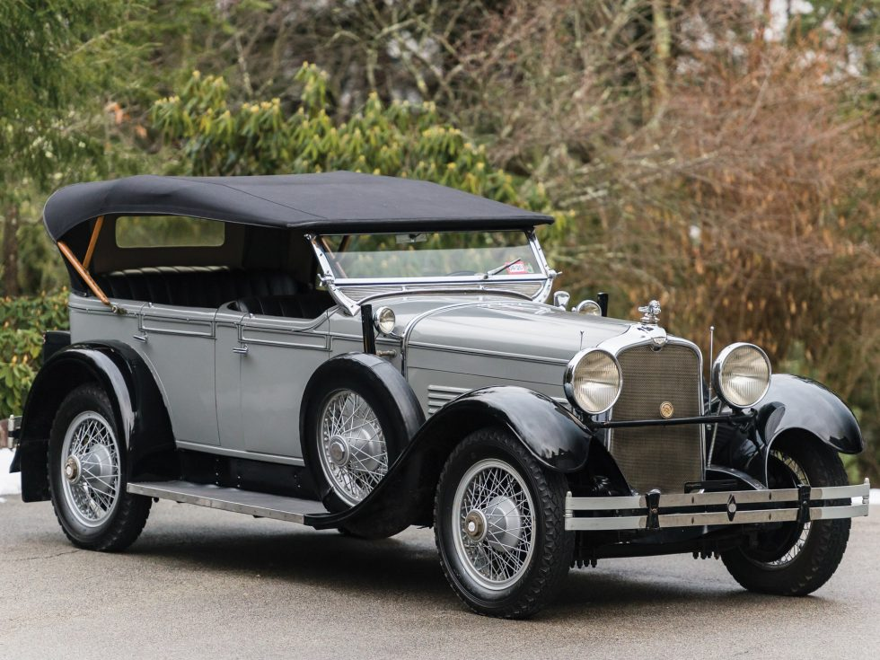 Stutz Model BB Four-Passenger Speedster