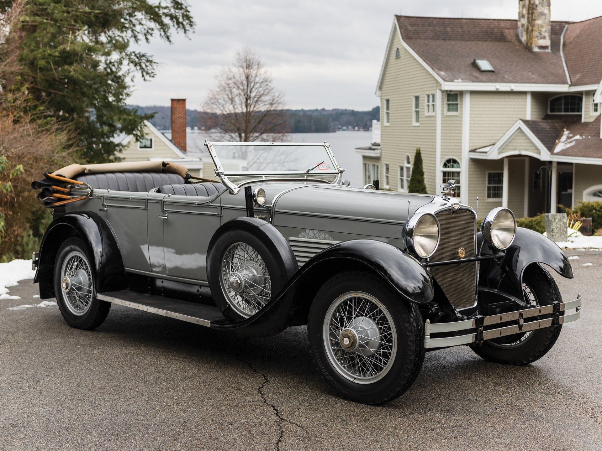 Stutz BB Four Passenger Speedster