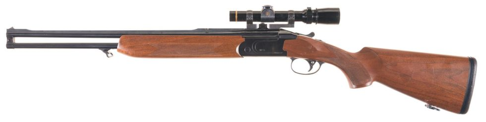 Valmet Model 412S double rifle