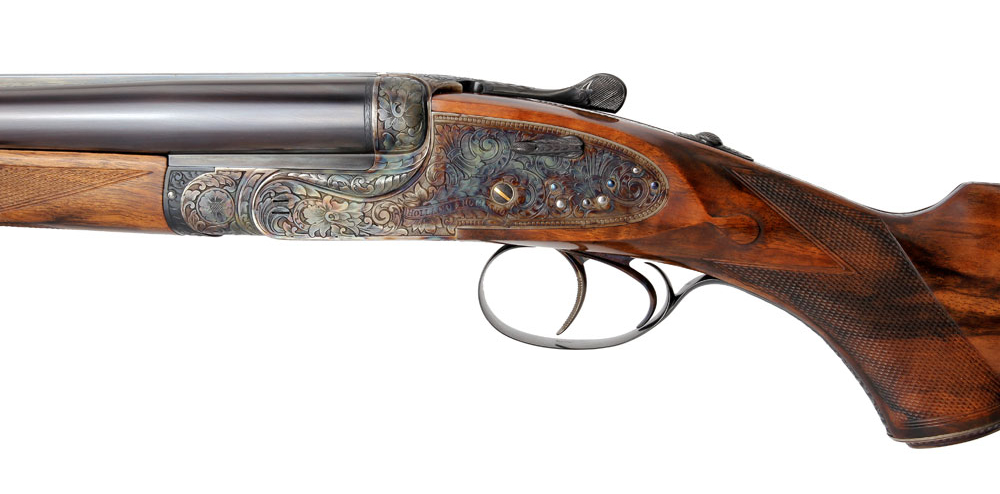 Holland & Holland Royal Deluxe double rifle