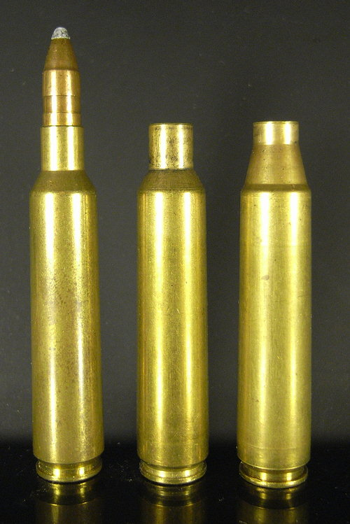 7x66 VomHofe venturi shoulder cartridge