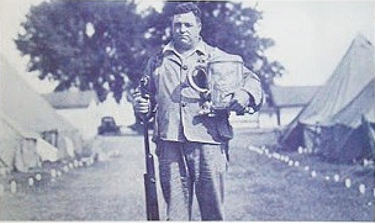 Ben Comfor 1935 Wimbledon Cup