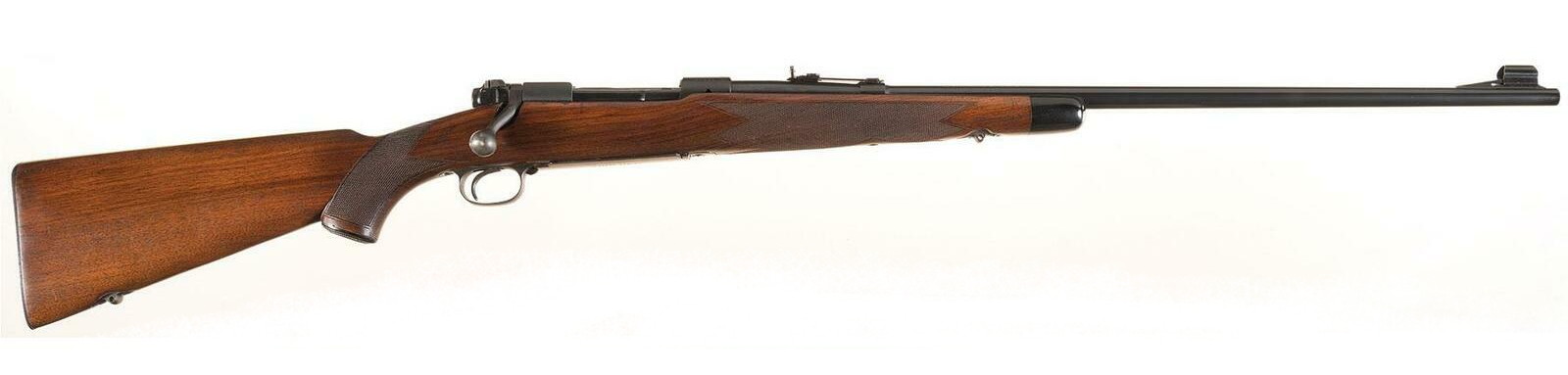 Winchester Model 70 rifle 1930's