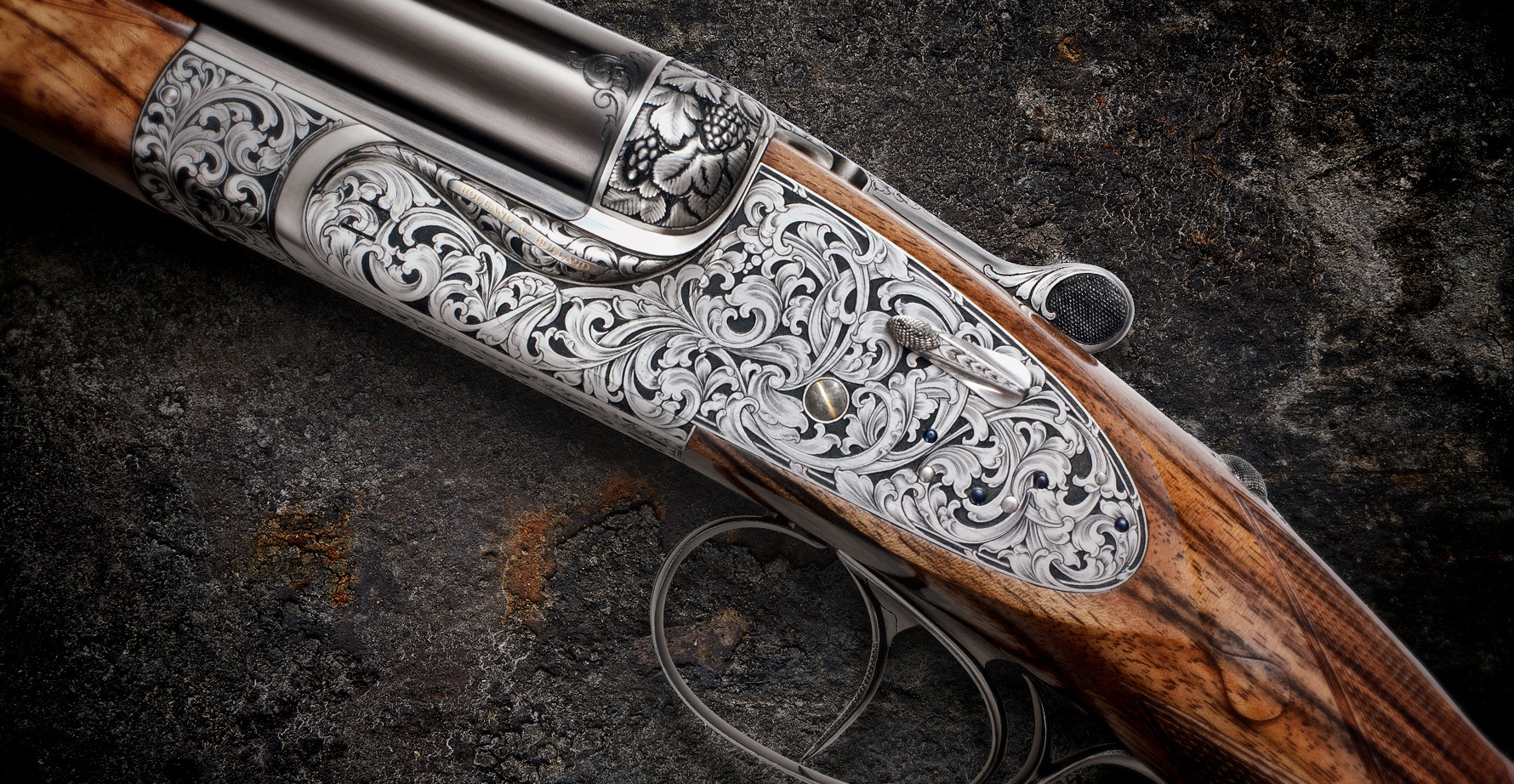 Holland and Holland Royal double rifle