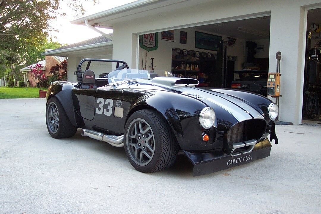 Everett Morrison Cobra Replica