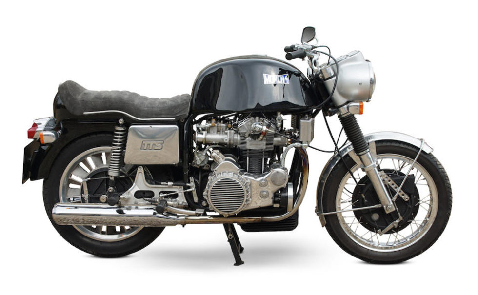 Münch Mammoth 1200TTS