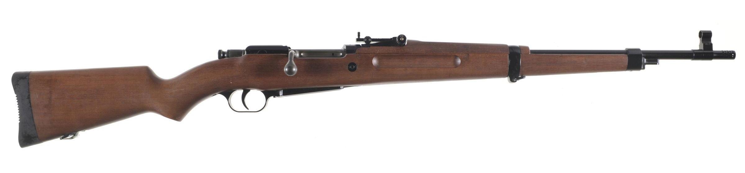 Madsen M47 military rifle